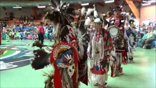 Siksika 2015 Pow Wow Grand Entry 2