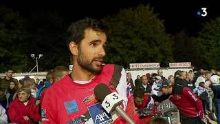 Neuville, champion de France de motoball