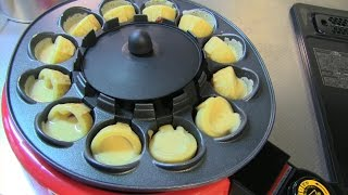 Automatic Takoyaki Machine ~ たこ焼き工場トントン 自動たこ焼きマシン thumbnail