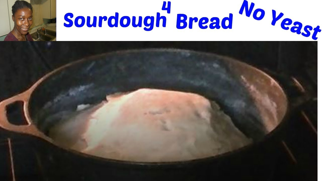 Sourdough Bread with 14 Days Old Sourdough Starter and ...