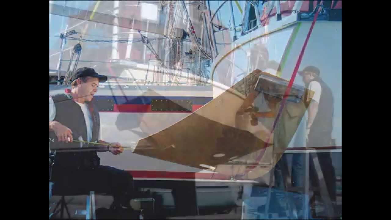 how to build a swim platform for sailboat