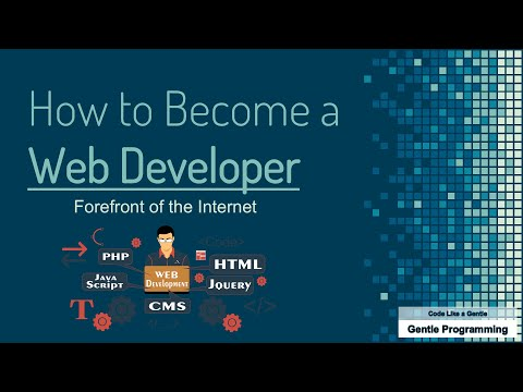 How To Become A Web Developer In 2020   Quick Guides   Step By Step   Becoming A Web Developer