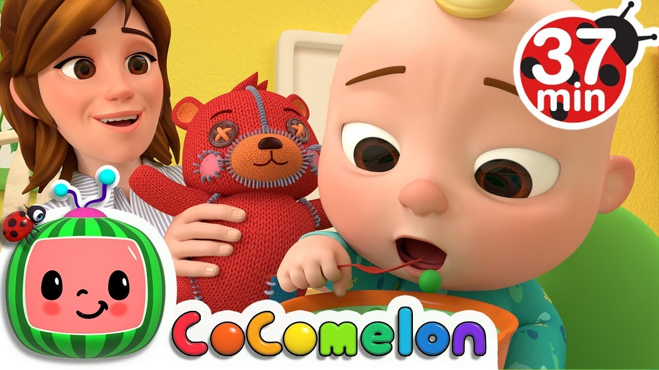 Yes Yes Vegetables Song + More Nursery Rhymes & Kids Songs – CoComelon
