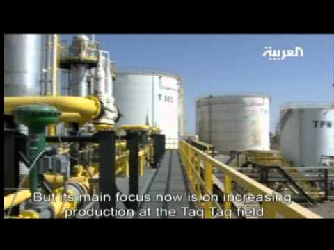 Iraq: Oil and Gas Part 1