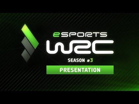 eSports WRC - Season #3 Presentation