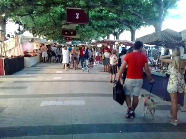 Inaugurado el Mercado Renacentista