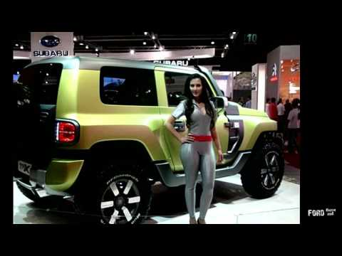 Ford Bronco Redesign