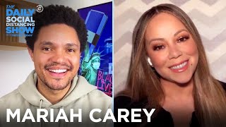 Mariah Carey - Sharing Personal Stories in Her Memoir | The Daily Social Distancing Show