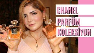 CHANEL PARFÜM KOLEKSİYONUM | Hangi Chanel Parfüm Size Göre❓| Deniz Kömürcü