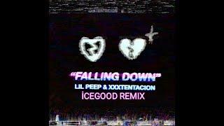Lil Peep Feat Xxxtentacion Falling Down Radio Record İcegood Remix