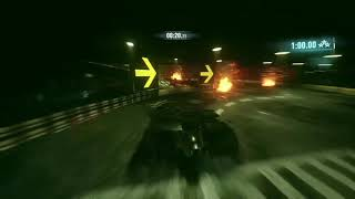 Arkham Knight - Tumbler Race Track