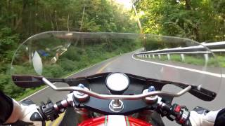 Ducati 750 Bevel Drive Twin - Great Sound (HD 720p)