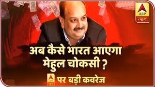 What Will Be Govt's Next Action After Mehul Choksi Surrenders Indian Citizenship? | ABP News