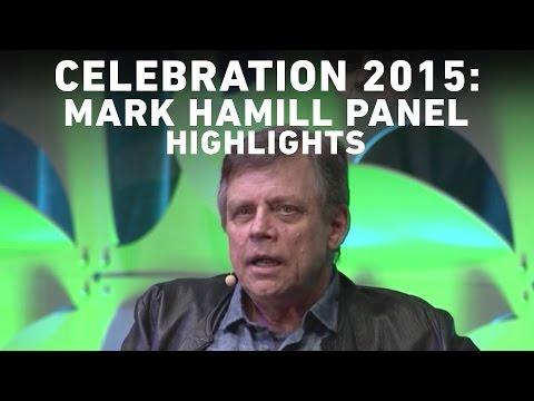 Mark Hamill Panel Highlights | Star Wars Celebration Anaheim