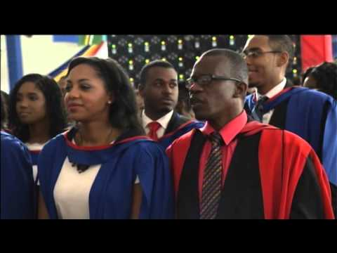 The University of The West Indies Graduation 2015 Oct. 30 – Morning Session (10:00 a.m.)