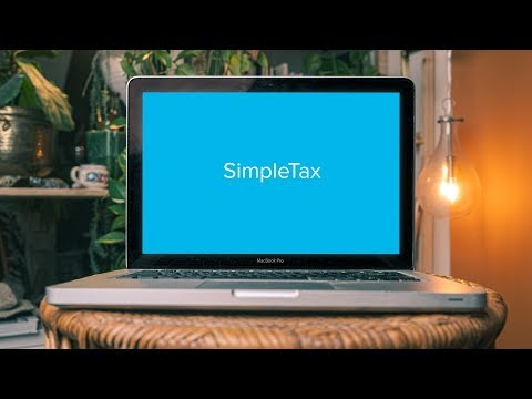 How To Do Your Tax Return For FREE In Canada: EASY SimpleTax Tutorial