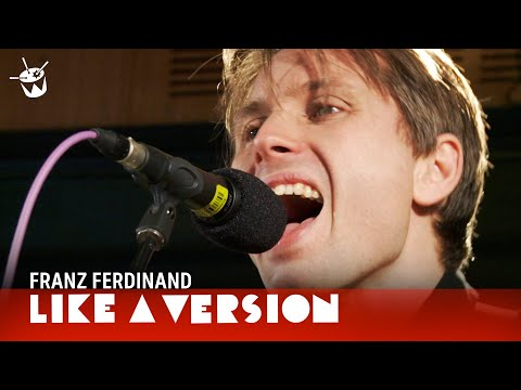 Franz Ferdinand  The GoBetweens Was There Anything I Could Do?