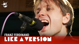 Franz Ferdinand cover The Go-Betweens 'Was There Anything I Could Do?'