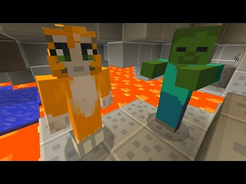 Minecraft Xbox - Egg Challenge - Part 1
