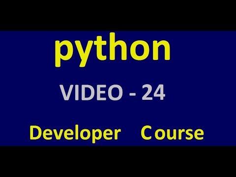 Python - IF Else - Tutorial 1 - Video 24 thumbnail
