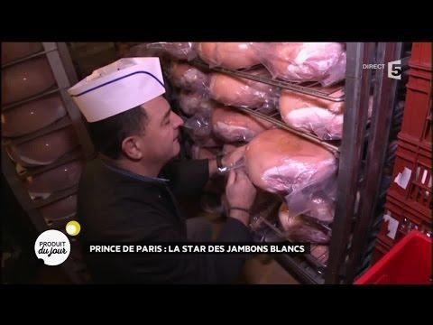 Prince de Paris : la star des jambons blancs