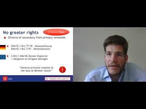 Kleinheisterkamp: No Greater Rights