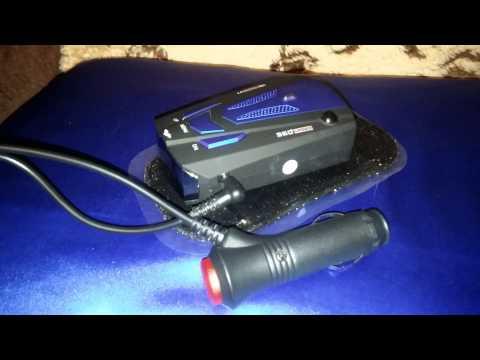 Car radar detector V7 Digital Boy Aliexpress.
