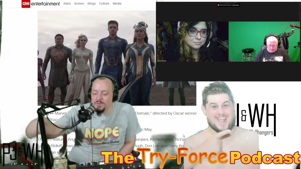 #259 Try-Force Podcast:  A Song of Credits & Debits