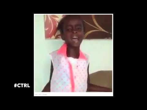 GIRL ATTEMPTS TO SING AND GETS THE HELP SHE NEEDS!