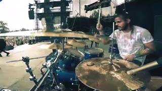 Back in Time - Lack of Remorse (Drum Cam)