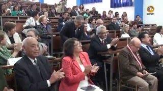 Tema: Ceremonia Solemne por el 72 Aniversario de Farmacia y Bioquímica