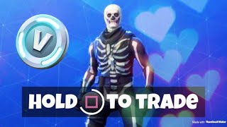 How To Give Skins To Your Friends On Fortnite Battle Royal