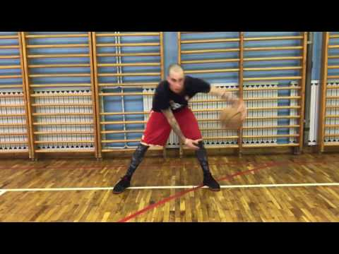 Tricky - Skola Basketa - Allen Iverson Crossover