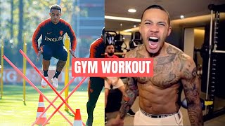 Memphis Depay TRAINING - Individual Workout and Technical Drills💪🏻