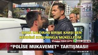 """""""Kimliğimi Vermem"""" gerilimi! - 7 Eylül 2017"""