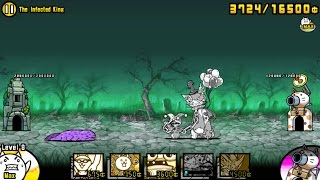 The Battle Cats - The Infected King (Cheese)