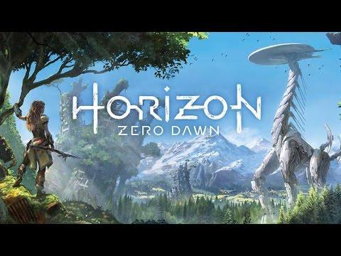 Horizon Zero Dawn - O INÍCIO