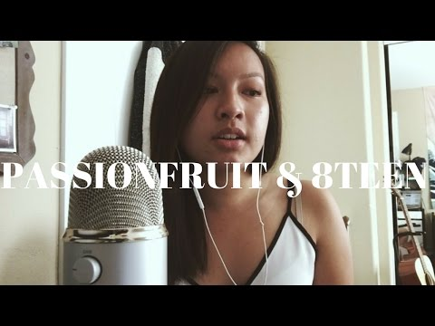 Passionfruit & 8TEEN by Drake and Khalid Mashup Cover by Regina Carmela