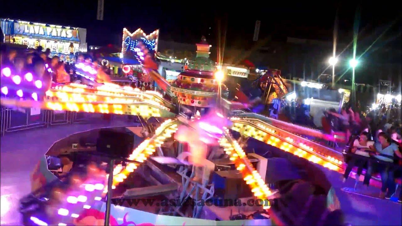 Feria del pueblo en ciudad acu a youtube for Feria del mueble de yecla