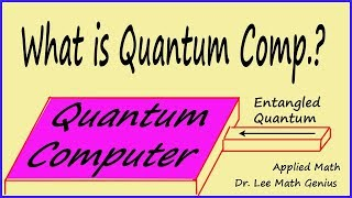What does Quantum Computer do? What's it good for?