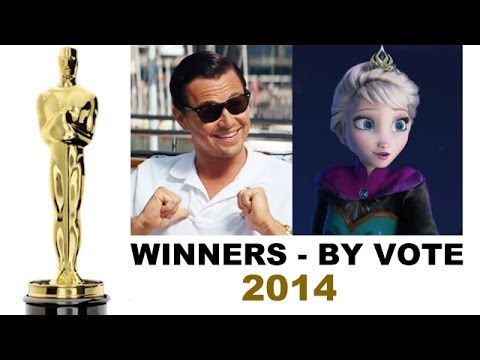 Oscars 2014 Winners : Frozen, 12 Years a Slave, Leonardo DiCaprio, Lupita Nyong'o