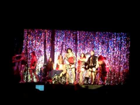 Cappaulli - Don't Dream It Be It -  2012 Rocky Horror