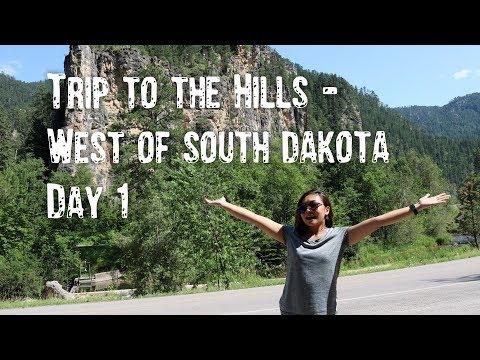 Beautiful Side Of South Dakota: Badlands, Spearfish, Keystone (Day 1- Hike)