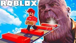 Roblox - ESCAPE DO THANOS (Escape Thanos Obby) 😱