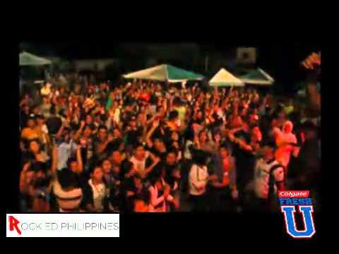 Sandwich - Fresh U Concert 2012 at Cagayan de Oro College