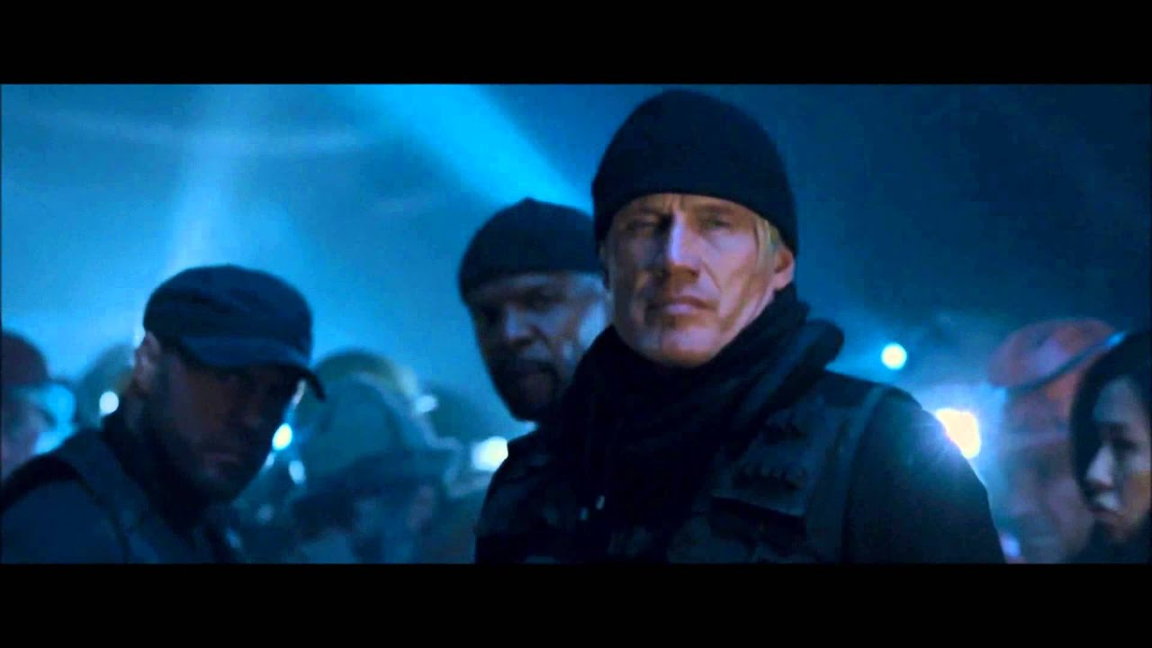 Download The Expendables 2 Gunnar's 'Expertise'