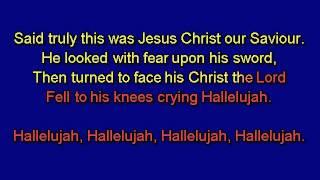 Kelly Mooney's Cohen's Hallelujah pcm