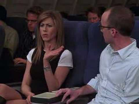 Phoebe - Left phalange. Friends The Last One #1