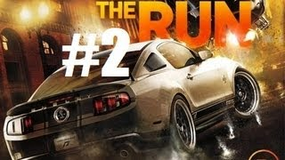 NFS: The Run - Español (parte 2)