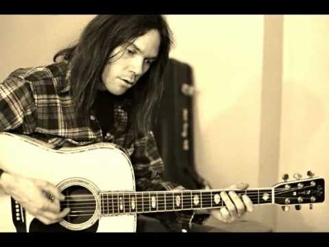 Neil Young- Love Is A Rose